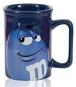 MM's Super Size Blue Character Mug