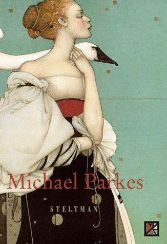 Michael Parkes: Stone Lithographs-Bronze Sculptures (Limited Edition Bronze Sculpture)