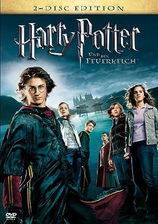 Harry Potter Und Der Feuerkelch 2 Dvds Amazonde Daniel