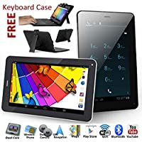 inDigi® Unlocked! 7-inch Tablet Smart Phone Android 4.2 Bluetooth WiFi Google Play Store