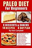 Paleo Diet for Beginners, Ned Campbell, 1496024133