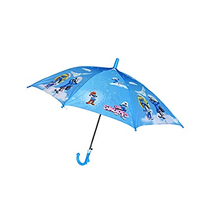 3ad27c616 Buy One Point Collections Printed Umbrella For Small Boys Kid Up To Age 10  Years (Assorted Design) Online at Low Prices in India - Amazon.in