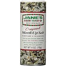 Jane S Krazy Mixed Up Salt, 4 oz