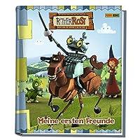 Ritter Rost Kindergartenfeundebuch: Meine ersten Freunde