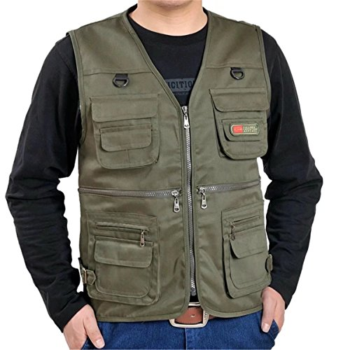 Mens Outdoor Outerwear - 4