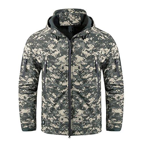 Camo Softshell Jacket - 4
