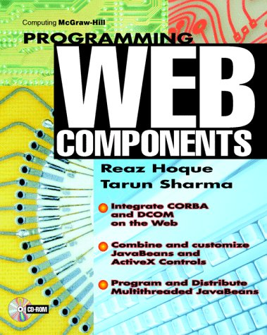 Programming Web Components (Object Technology Series) by Computing McGraw-Hill