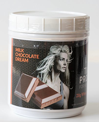 Tiara Protein 2-lb (Chocolate) – High Quality Whey Protein Isolate – Delicious Taste For Sale