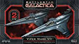 Moebius Battlestar Galactica: MK VII Viper Model Kit (1:72 Scale)
