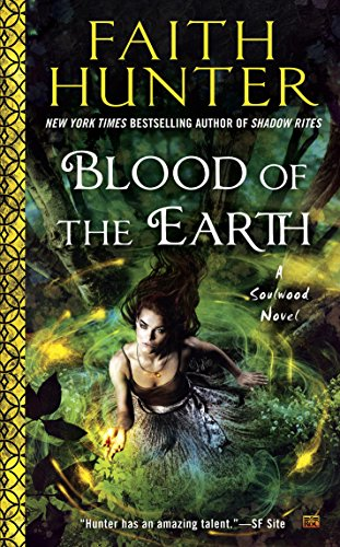 Blood of the Earth (A Soulwood Novel) cover