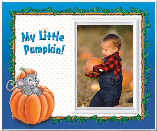 My Little Pumpkin - Halloween Picture Frame (Halloween My Photo)