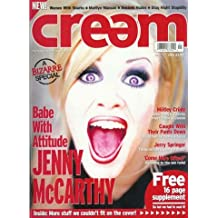 Cream (Bizarre Special) - Winter 1998: Jenny McCarthy Cover, Savannah, and More! (Issue 1)