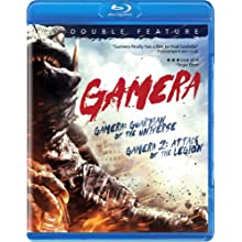 Gamera: Guardian of Universe & Gamera: Attack of [Blu-ray] (2010)