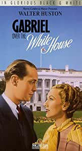 Gabriel Over the White House [VHS]