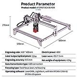 ATOMSTACK A5 Pro Laser Engraver, 40W Laser