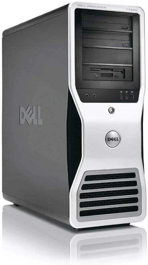 Dell Precision T7500 Workstation 2X X5690 Six Core 3.47Ghz 128GB 2TB Dual DVI (Renewed)