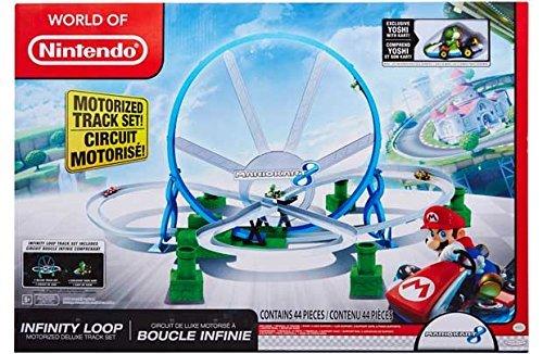 Super Mario Kart 8 Infinity Loop Track Set by Unknown