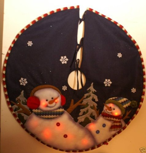 Christmas Tree Led Changing Lights - 8