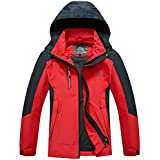 LOHASCASA Mens Light Weight Outdoor Hooded Windbreaker Sports Outwear Jacket
