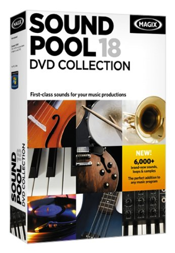 MAGIX Soundpool DVD Collection 18 by MAGIX