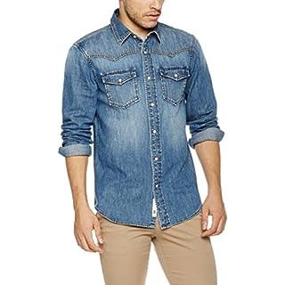 Men's Jeans Shirt