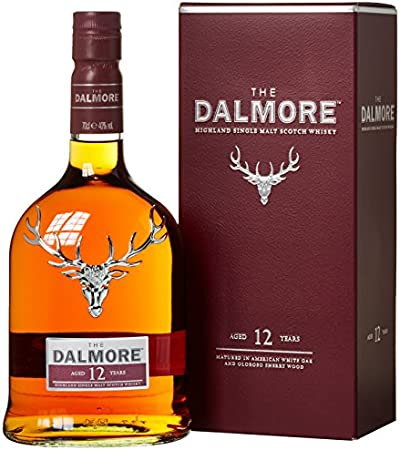 The Dalmore 12Y Whisky de Malta Escocés - 700 ml