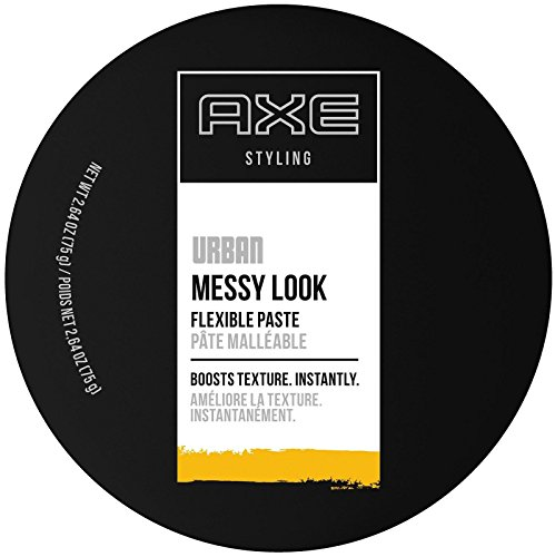 Price comparison product image AXE Messy Look Hair Paste Flexible 2.64 oz