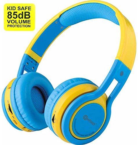 Contixo KB 2600 Foldable Bluetooth Headphone