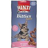 Finnern Rinti Bitties Puppy Huhn & Ente 75g
