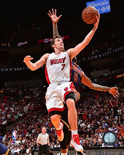 """Goran Dragic Miami Heat 2014-2015 NBA Action Photo (Size: 8"""" x 10"""")"""