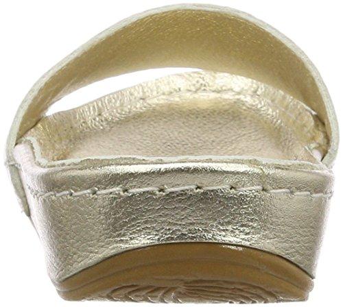 0023468 Gold Ciabatte Oro 095 Conti Donna Andrea CBUq6