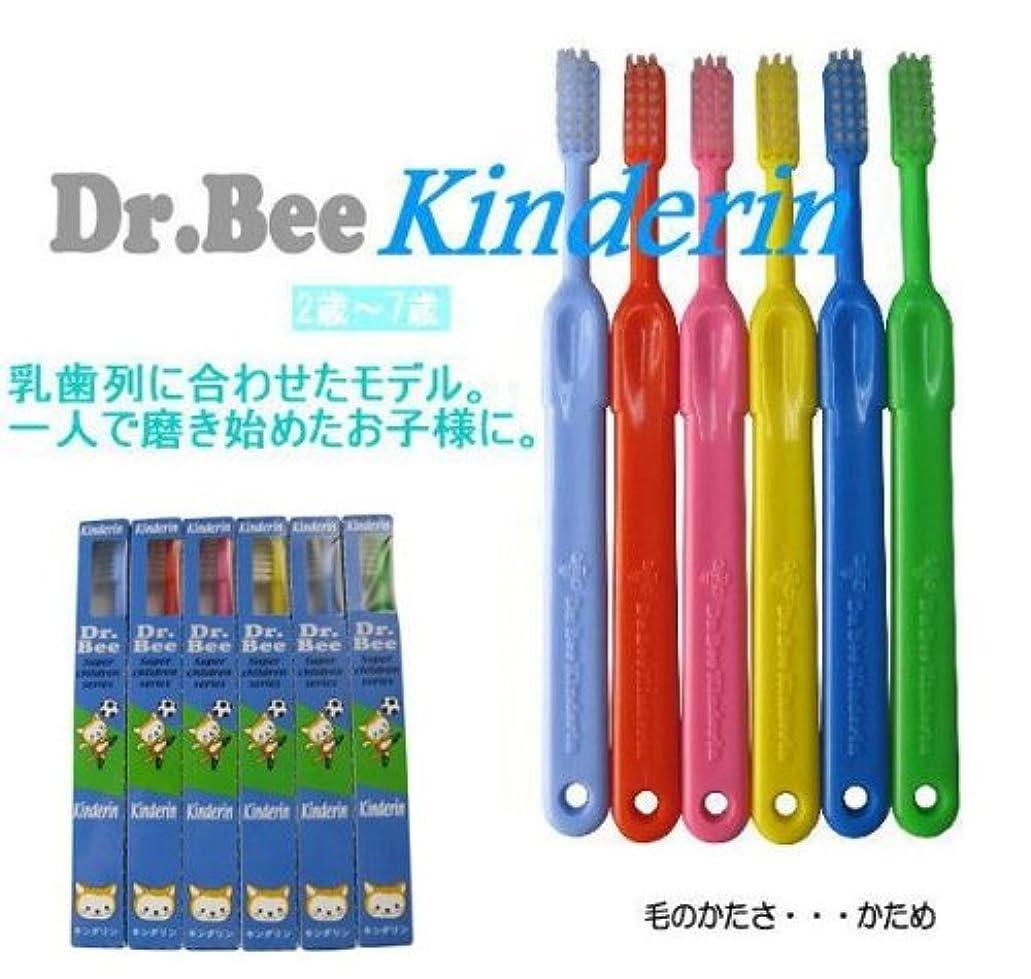 不安パース反乱BeeBrand Dr.BEE 歯ブラシ キンダリン かため