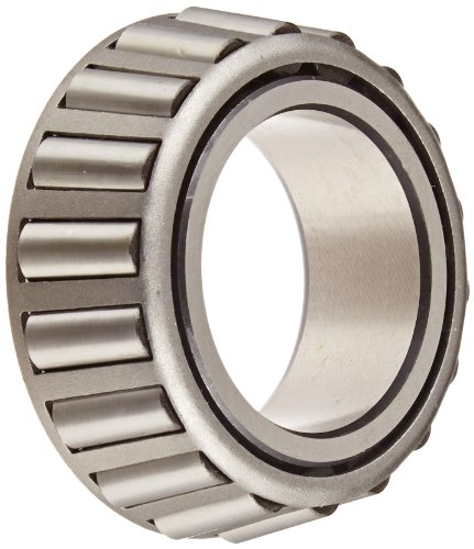 Timken 3780 Tapered Roller Bearing, Single Cone, Standard Tolerance, Straight Bore, Steel, Inch, 2.0000