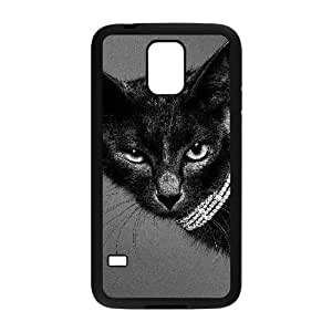 Lovely Cat Phone Case For Samsung Galaxy S5 i9600 [Pattern-1] by supermalls
