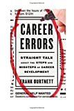 Career Errors, Frank Burtnett, 1475807503
