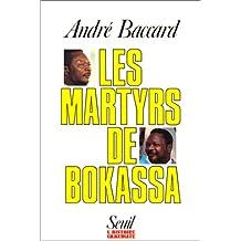 Martyrs de Bokassa