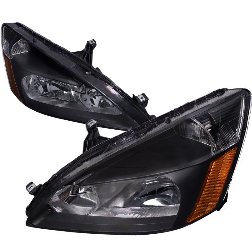 03 honda accord coupe headlights - 3