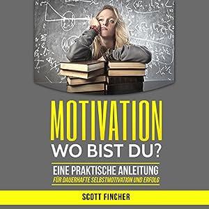Motivation, wo bist du? Hörbuch