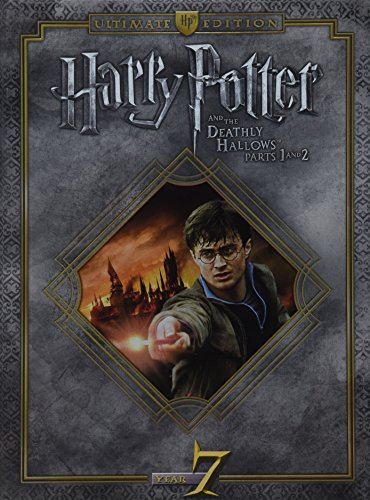 Harry Potter and the Deathly Hallows: Parts 1 and 2 (2-Movie Ultimate Edition) [Blu-ray] by WarnerBrothers