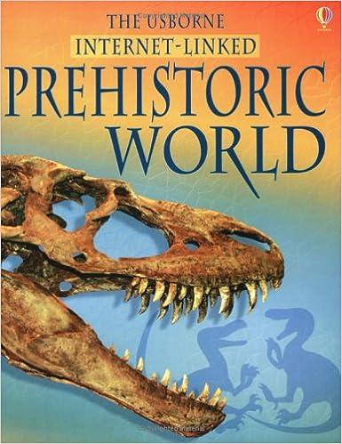 Book Prehistoric World (World History)