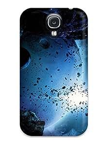 Galaxy S4 Case Bumper Tpu Skin Cover For Hd Space Accessories