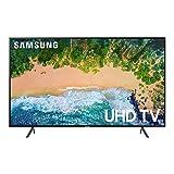 "Samsung UN55NU7100FXZC 55"" 4K Ultra HD Smart LED TV (2018), Charcoal Black [Canada Version]"