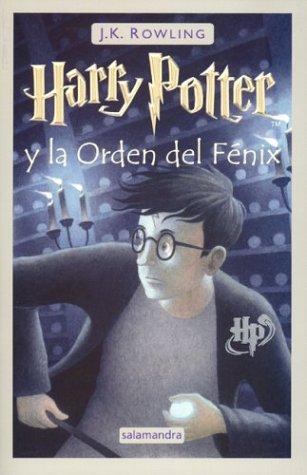 Price comparison product image Harry Potter y la Orden del Fénix (Spanish Edition)