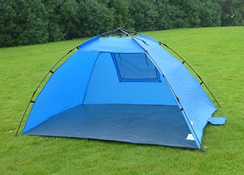 Waterproof Beach Tent Outdoor Camping Instant Tent for 2 Per