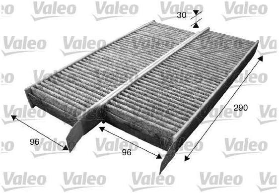 Valeo 715555 Filter Innenraumluft Climfilter Protect Auto