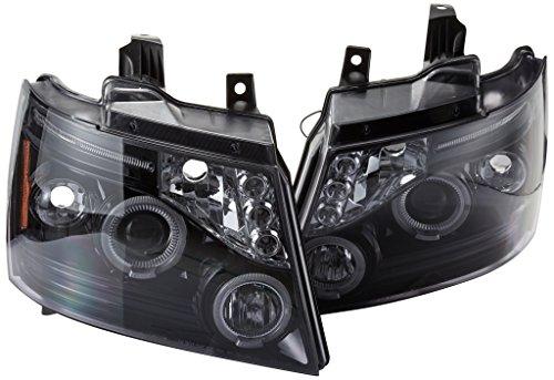 Spec D Tuning 2LHP AVA07G TM Avalanche Headlights