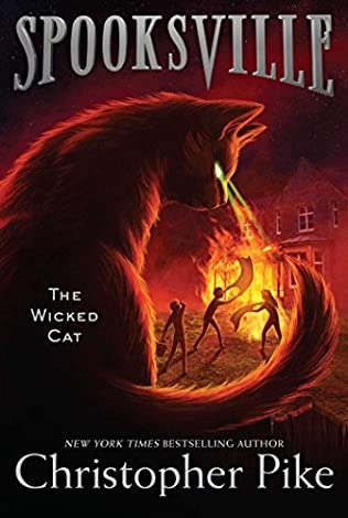 book cover of The Wicked Cat