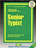 Senior Typist(Passbooks) (Career Examination Series : C-730)