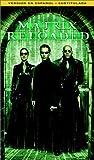 Matrix Reloaded [VHS]