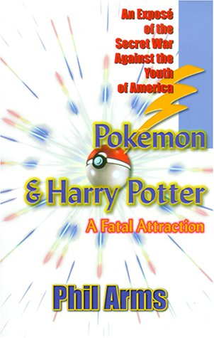 Pokemon & Harry Potter: A Fatal Attraction